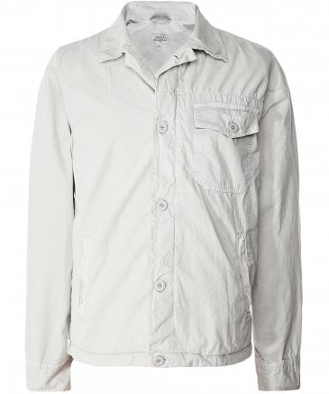 Washed Cotton Deck Jacket