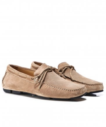 Suede Savana Driving Shoes
