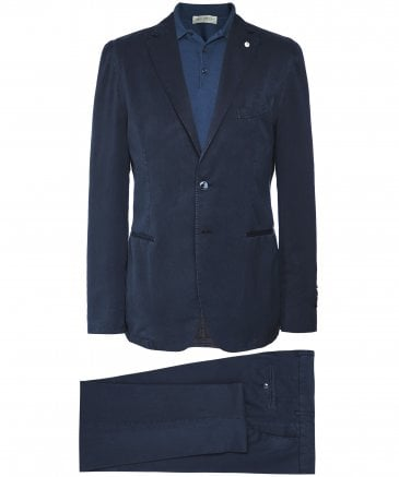 Cotton Twill Suit