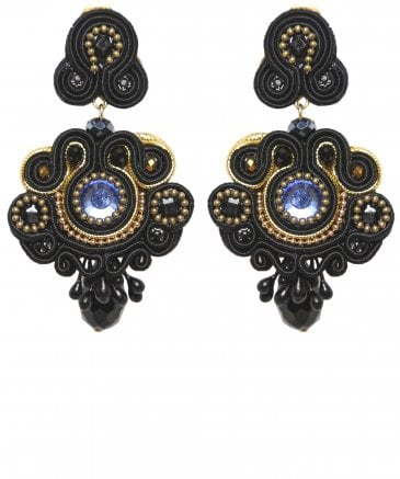 Escarlata Drop Earrings