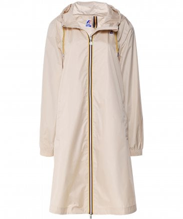 Water-Resistant Thecle Poly Parka