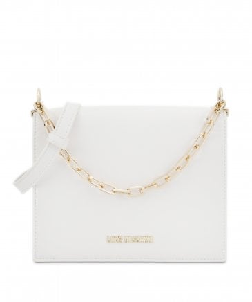 Chain Detail Shoulder Bag