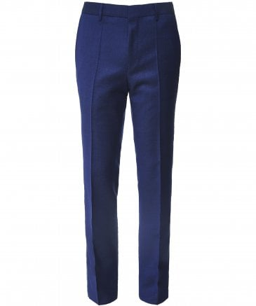 Slim Fit Virgin Wool Ben2 Trousers