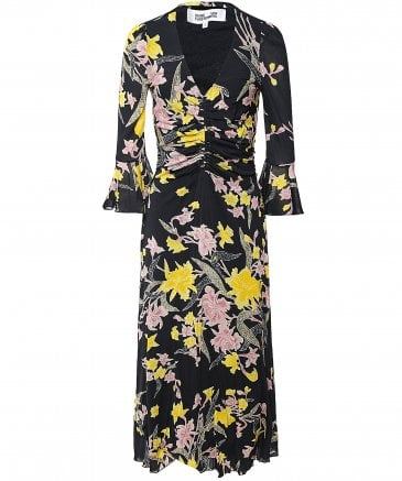 Silas Floral Dress