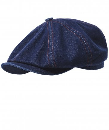 Denim Hatteras Cap