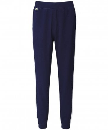 Side Stripe Pique Fleece Sweatpants