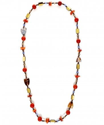 Fine Beaded Necklace