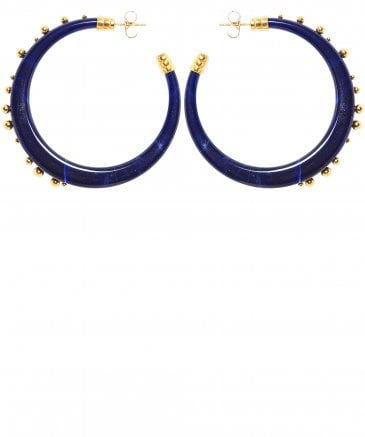 Celeste Hoop Earrings
