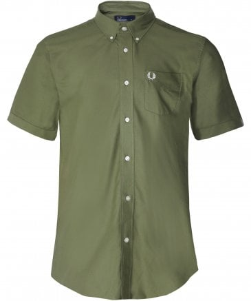 Relaxed Fit Classic Oxford Shirt M6601 H94