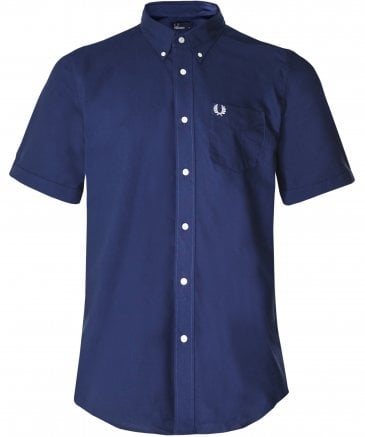 Relaxed Fit Classic Oxford Shirt M6601 143