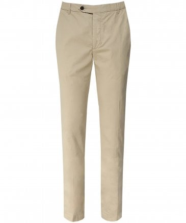 Ultra Light Twill Cotton Chinos