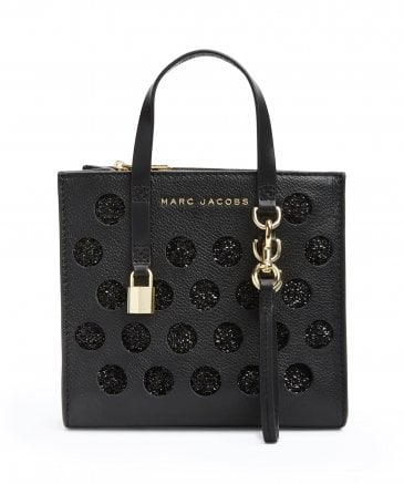 The Mini Grind Perforated Tote Bag