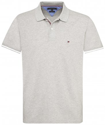 Regular Fit Tipped Polo Shirt