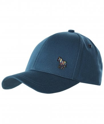 Cotton Zebra Logo Baseball Cap
