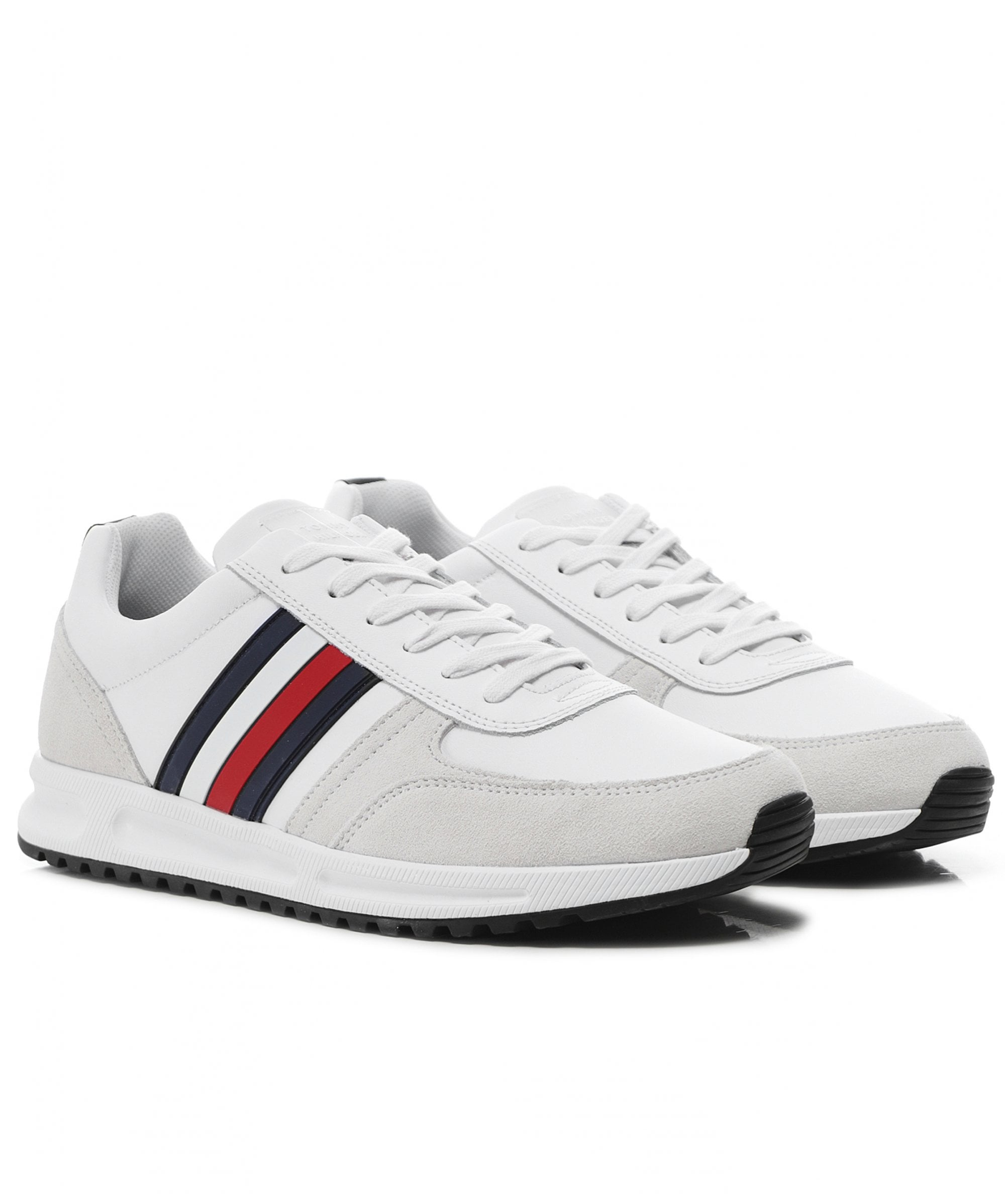 Leather Modern Corporate Trainers | Jules B