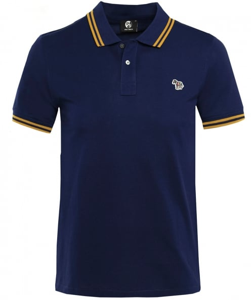 PS by Paul Smith Slim Fit Pique Polo Shirt