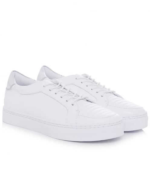 Andy Leather Trainers