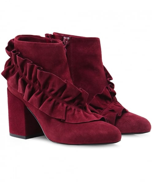Senso Suede Joelle Frill Boots