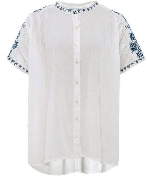 Star Mela Embroidered Peli Top