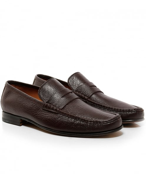 Stemar Leather Sorrento Loafers