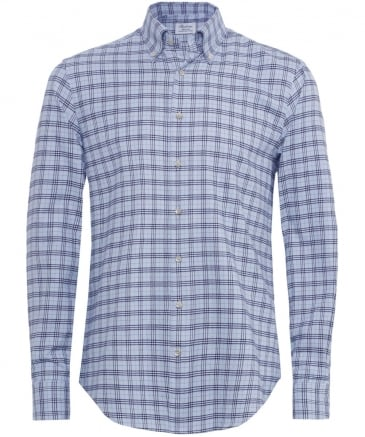 Fitted Check Shirt