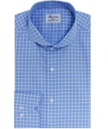 Slimline Checked Shirt
