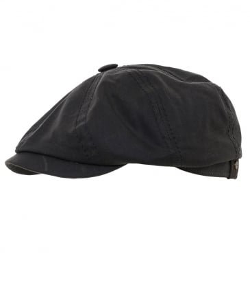 Waxed Cotton Hatteras Cap