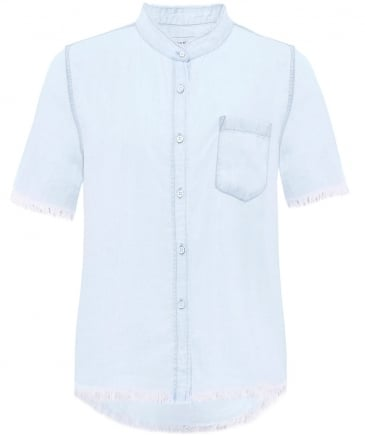 Montauk Short Sleeve Denim Shirt