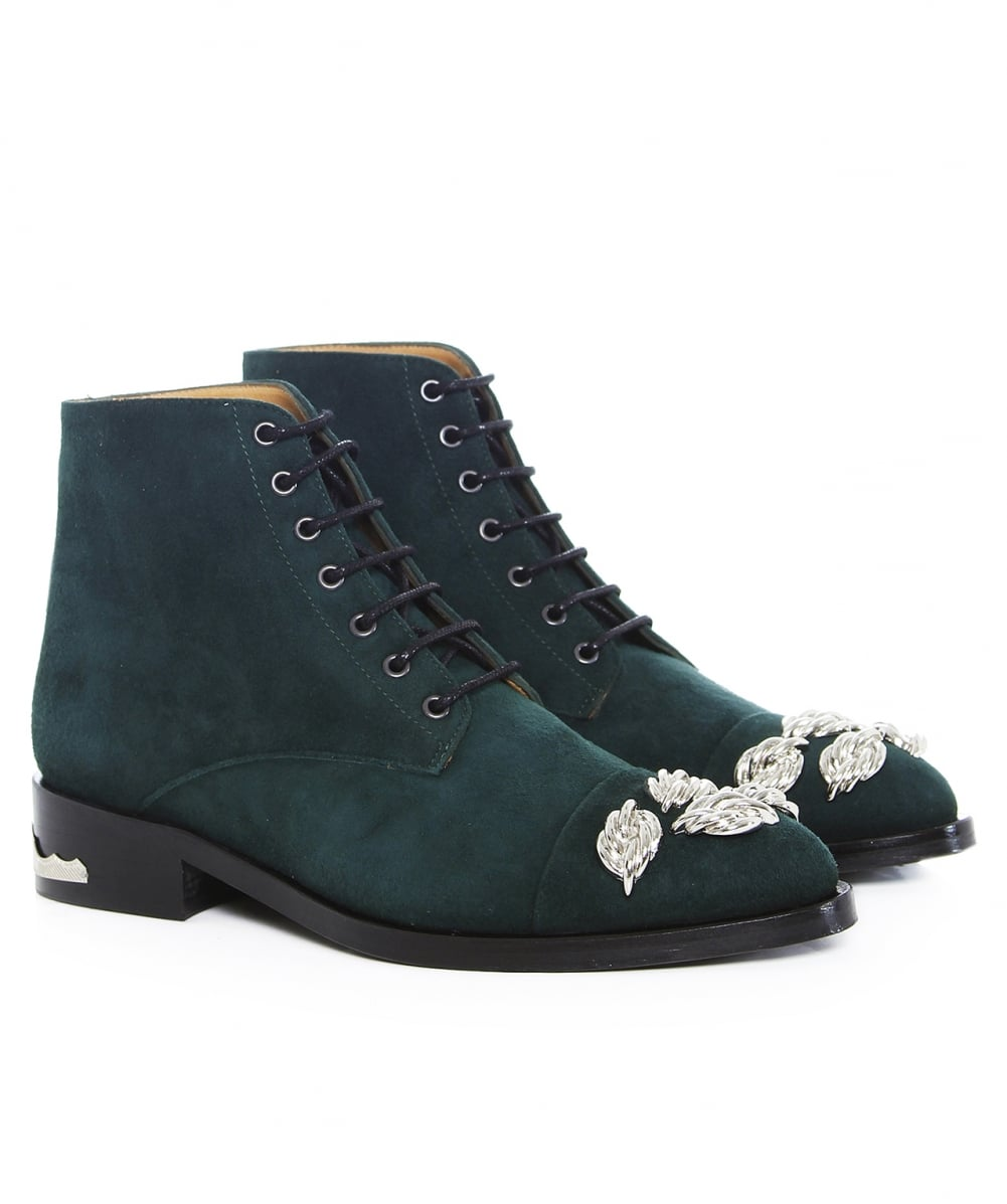 toga pulla lace up suede boots jules b