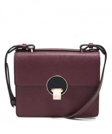 Small Leather Opio Shoulder Bag